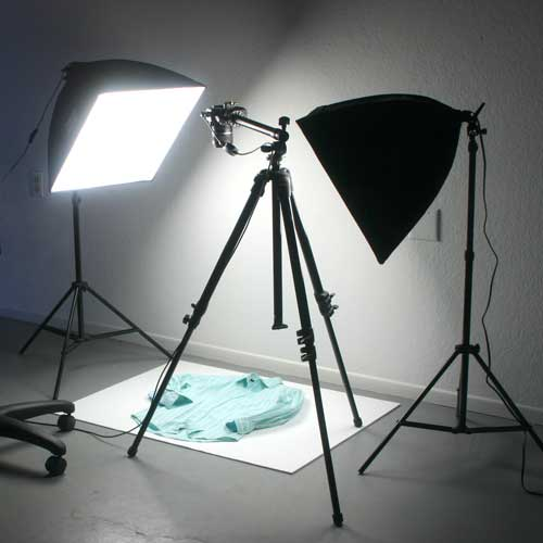 Как сделать свет для видео в домашних условиях