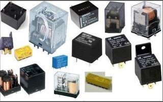 Разновидности реле тока и принципы их работы