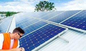 Учимся устанавливать солнечные батареи