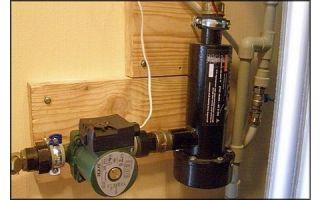 Электродный электрический котел для отопления дома