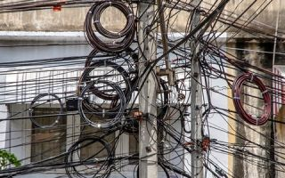 Как правильно сделать скрутку проводов