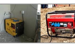 Способы подключения генератора напряжения