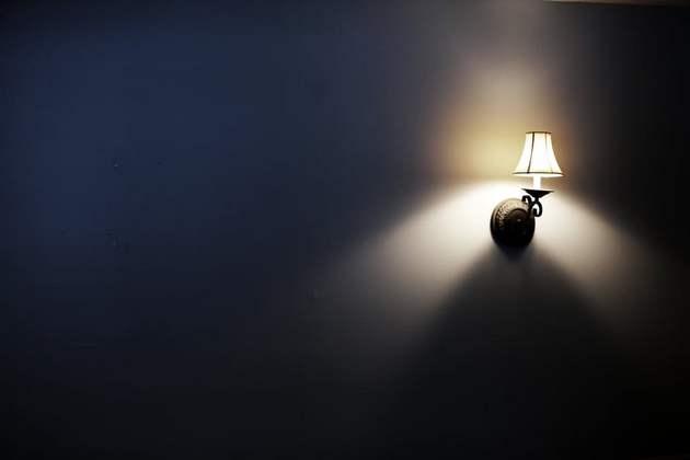 Плохое освещение - бра