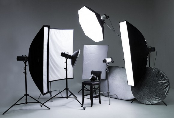 Техника для фотостудии