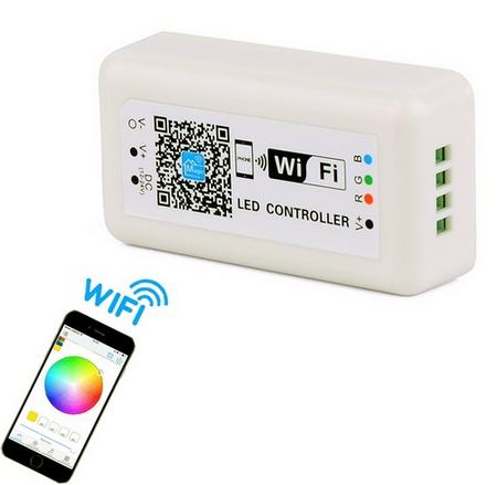 Контроллер с Wi-Fi
