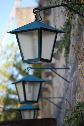 Уличный светильник3