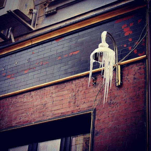 Уличный светильник4
