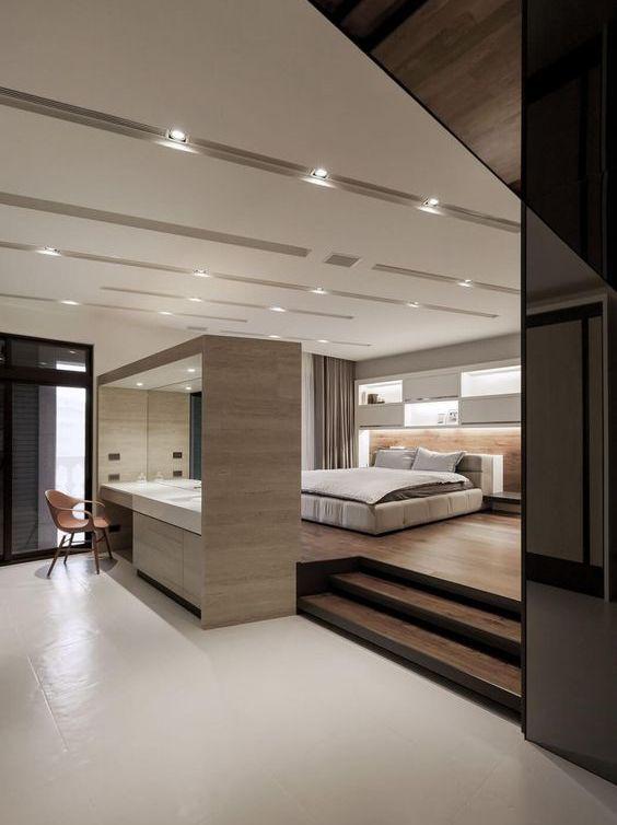 Гипсокартонный потолок3
