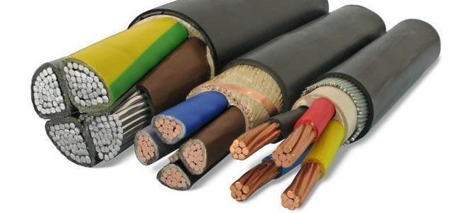 Выбрать сечение кабеля по нагрузке