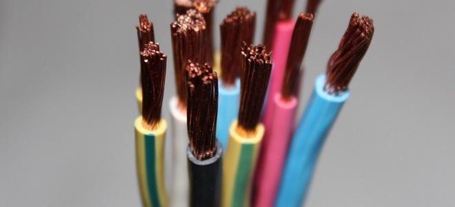 Сечение кабеля по мощности: таблица, как рассчитать сечение кабеля