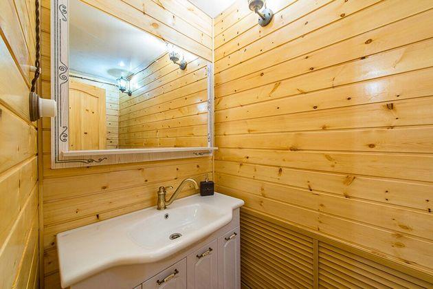 Электропроводка в бане 2