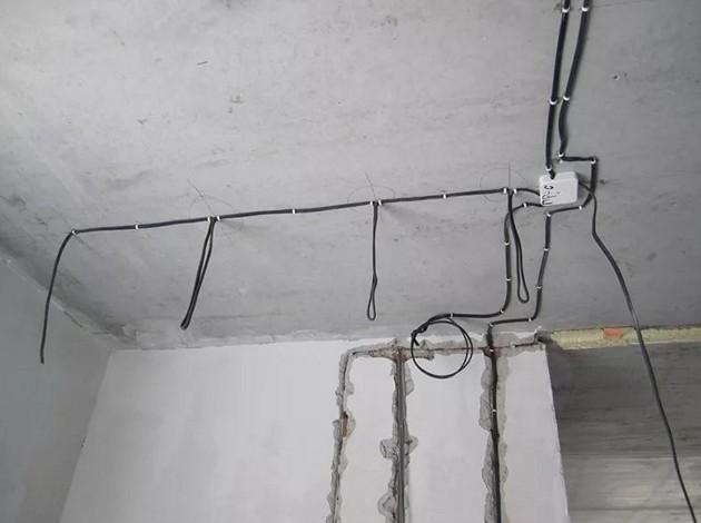 Прокладка кабеля 11