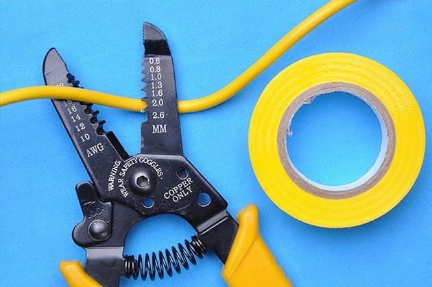 Обжим кабеля 2
