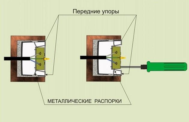 Подрозетник 5