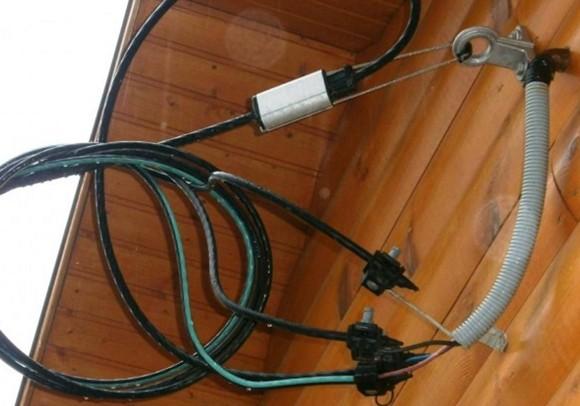 Прокладка кабеля 3