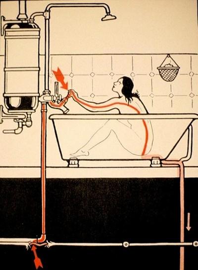 Заземление ванны 3