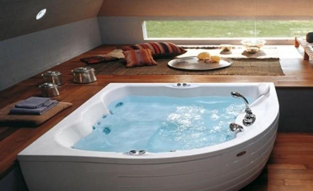 Заземление ванны 9