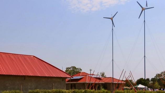 Ветрогенератор 1
