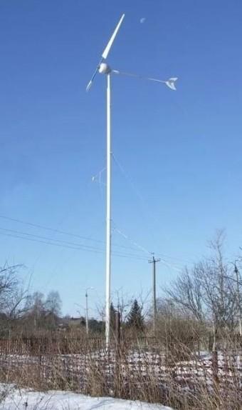 Ветрогенератор 2