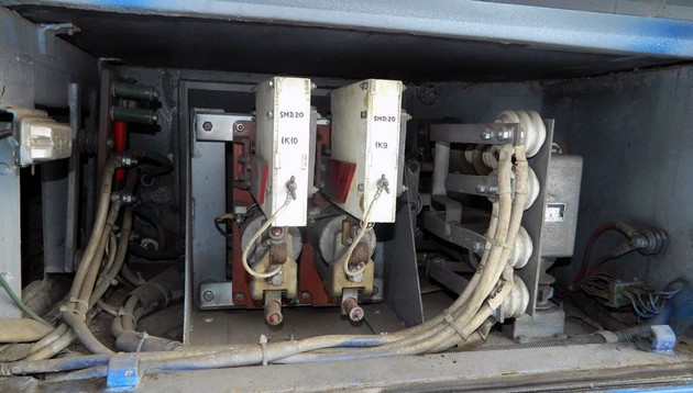 Модульный контактор 6