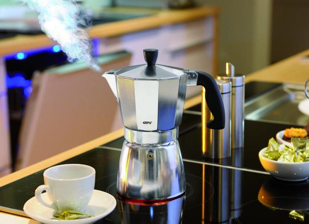 Кофеварка 8