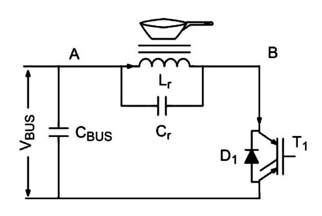 Ремонт индукционной плиты 10