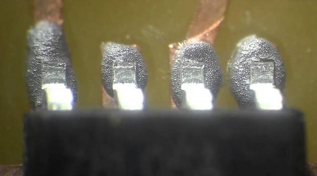 Фен для выпайки микросхем