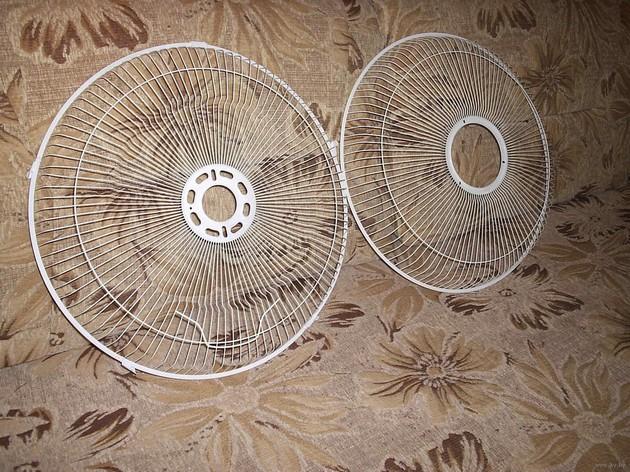 Настольный вентилятор 14