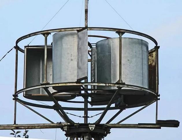 Ветрогенератор 15