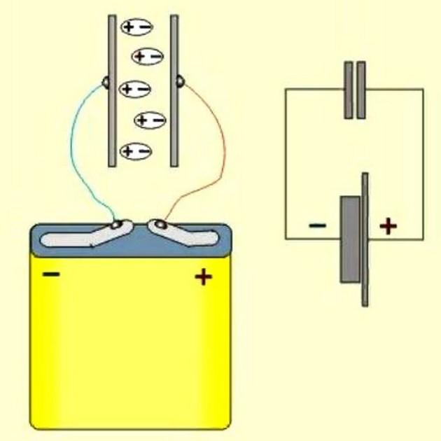 Твердотельный конденсатор 2