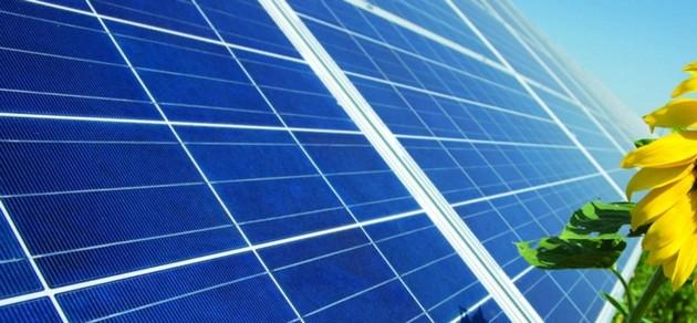 Установка солнечных батарей 4