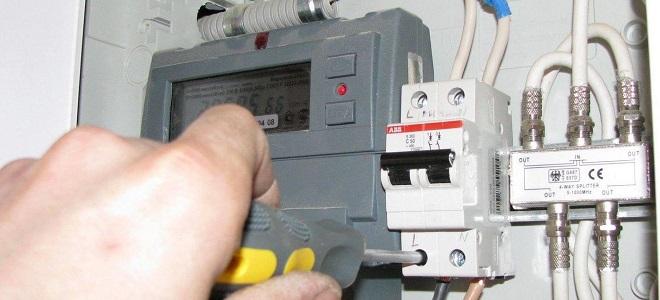 Если сгорит электросчетчик отключится ли электричество?