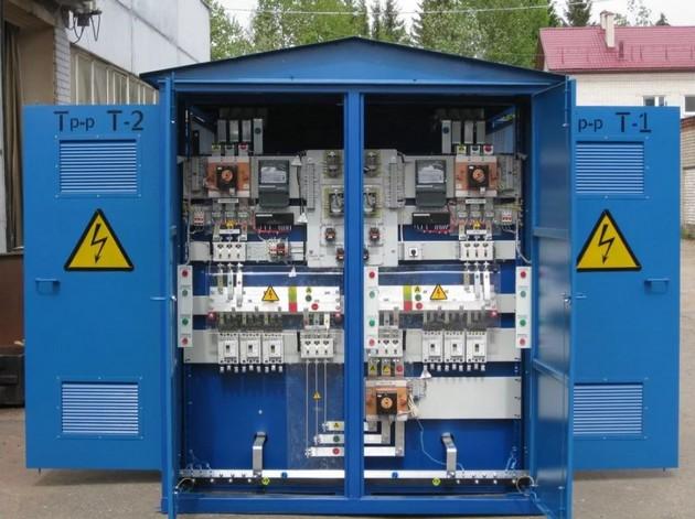 Скачки напряжения в электросети 2