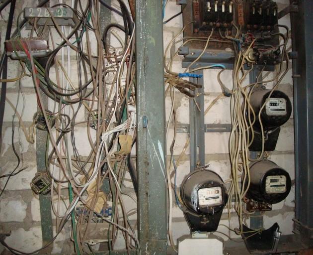 Скачки напряжения в электросети 3