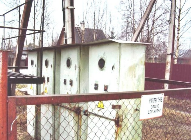 Скачки напряжения в электросети 4