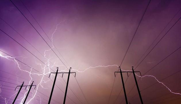 Скачки напряжения в электросети 6