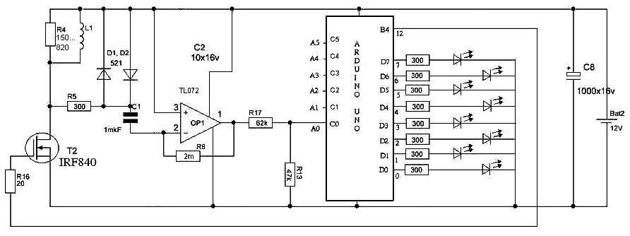 Самодельные металлоискатели: простые и посложнее