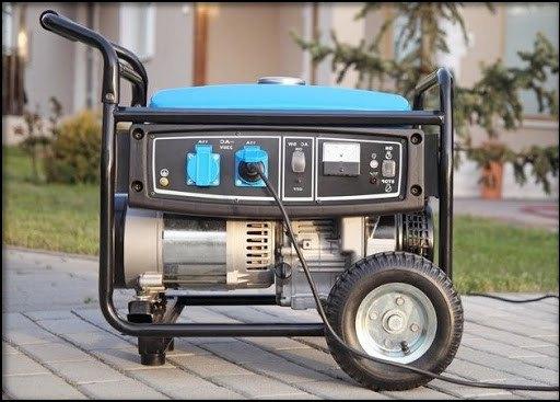 один из бытовых генераторов