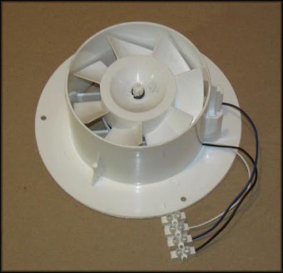 торсионный вентилятор