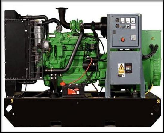 дизель-генератор 18 кВт