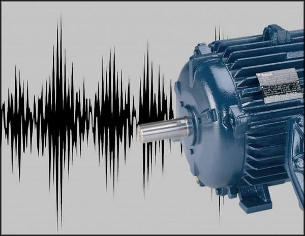 пульсации значений энергетических параметров перегруженного электродвигателя