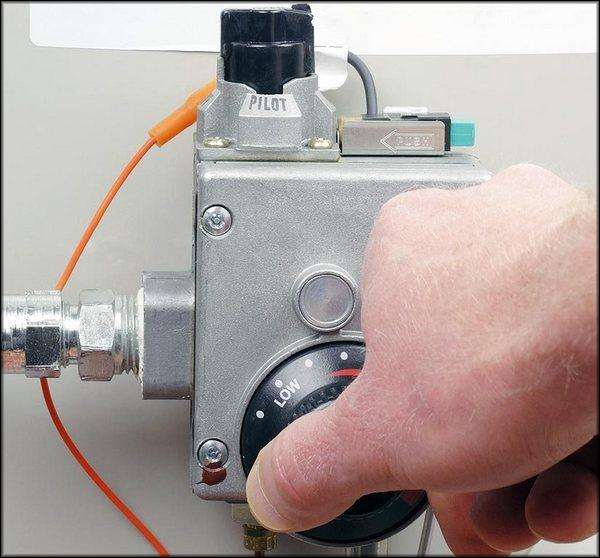 термостат отопительного котла