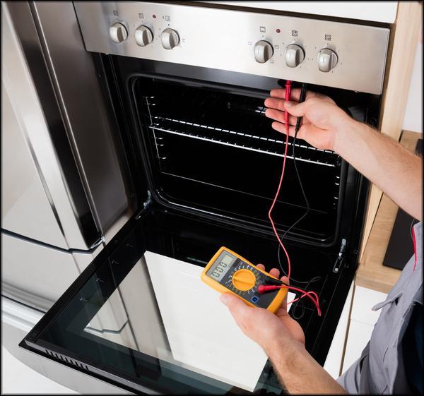 • Электрическая плита или духовка