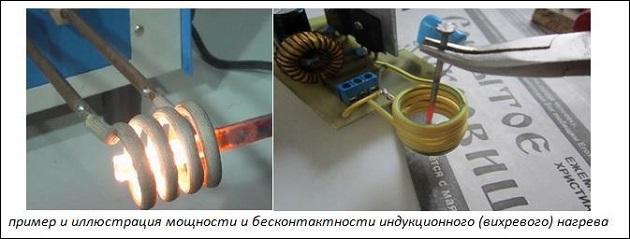мощность и эффективность вихревого котла для отопления