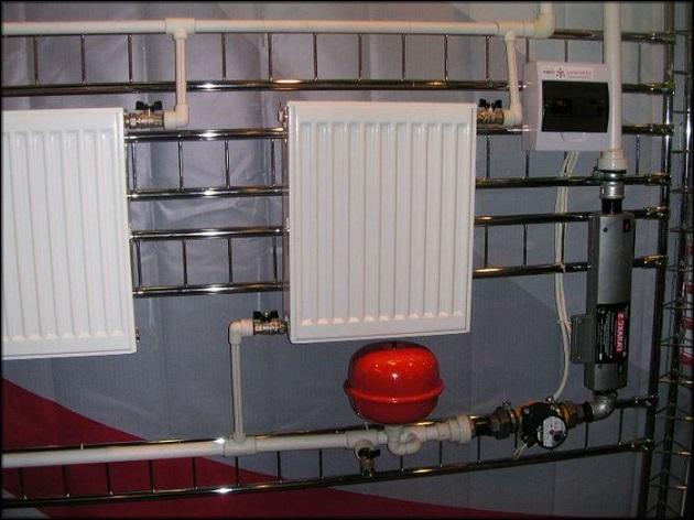 устройства с прямой теплоотдачей