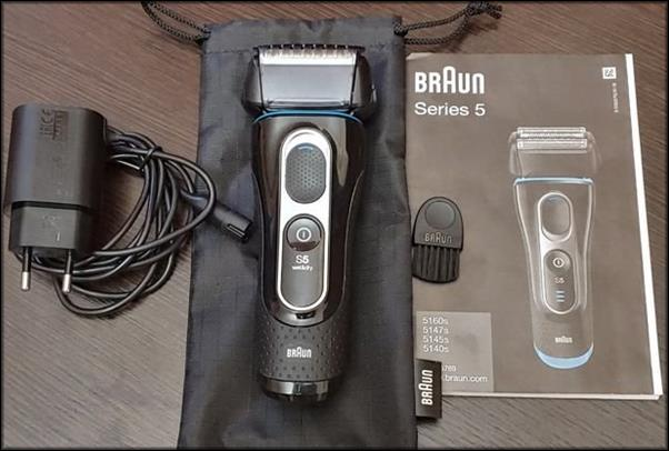 Braun 5147s Series 5