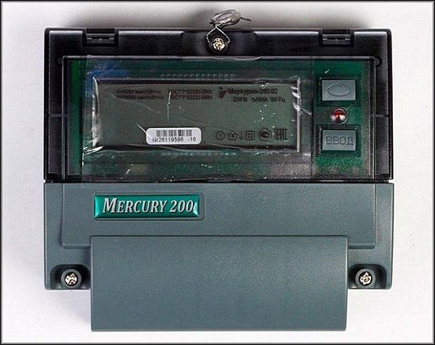 Меркурий 200