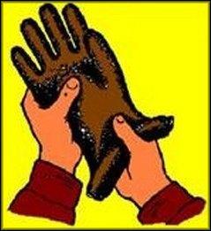 Диэлектрические перчатки 11