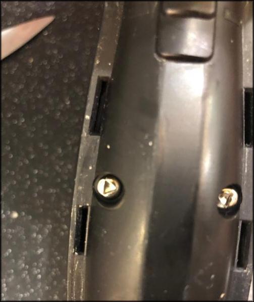 Как разобрать фен