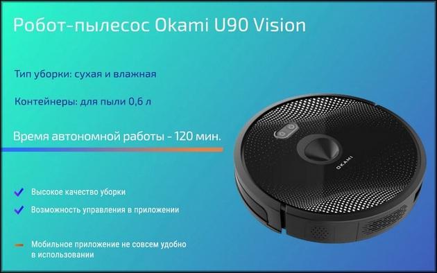Okami U90 Vision